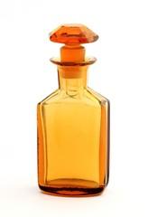 vintage chemical bottle