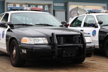 USA Polizei Auto