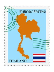 mail to/from Thailand