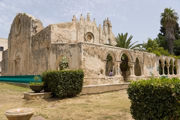 Chiesa di San Giovanni alle catacombe Siracusa Fototapete