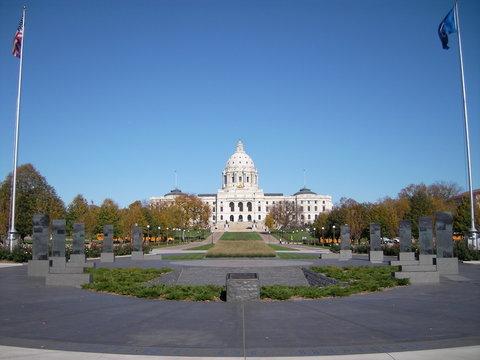 Capitol in St.Paul,MN