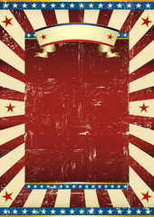 textured american background