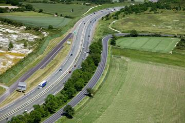 routes et autoroutes