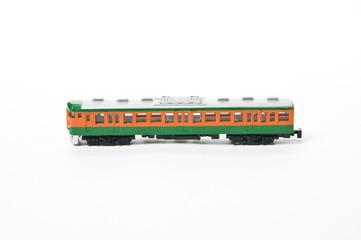 電車模型(湘南電車)