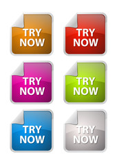 Bottone con Piega Try Now