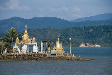Burma, Kaw Thaung