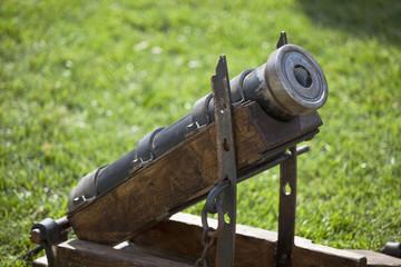 vieux canon