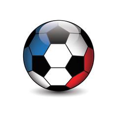 icona pallone calcio Francia