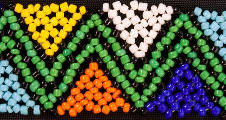african beadwork