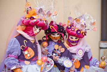 Carnaval Vénitien de Remiremont
