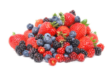 Mix Of Berries