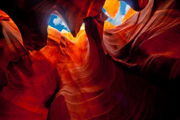 Photo sur Toile Antilope Antilope Canyon