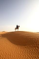 Tunisie - Sahara - Prince Berbere
