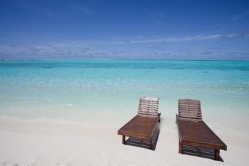 Ein Strand für zwei - A beach for two