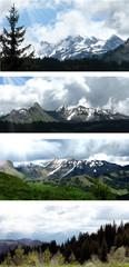 Set montagnes