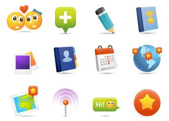 social media icons #2