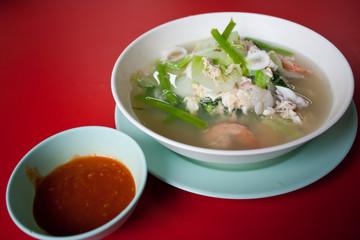 food thai seafood