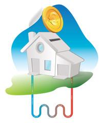 Bilan geothermie des habitations