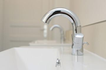 Badezimmer Armatur Design
