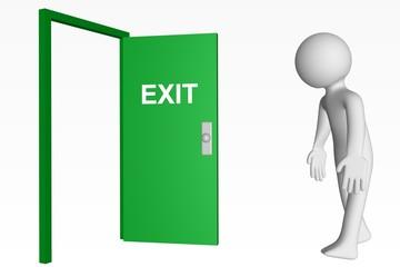 Exit - Prendre la porte