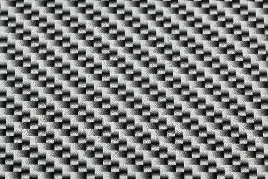 matériau en fibres de carbone