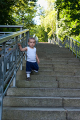 Summer steps