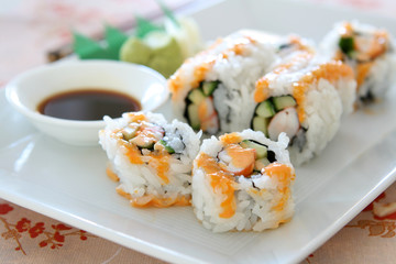 Sushi - Spicy Crab Roll