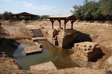 Bethanie - Site du Baptème du Christ
