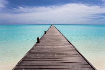 Idylle der Malediven - Idyll of Maldives