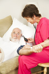 Home Health - Blood Pressure Vertical