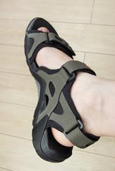 beach shoe