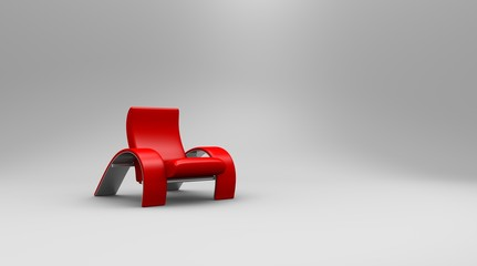 Hot Seat Modern Chair