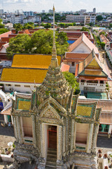 Temple from top