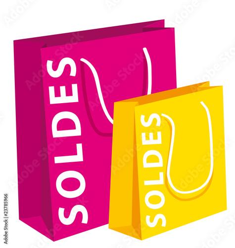 sacs de shopping soldes fichier vectoriel libre de droits sur la banque d 39 images. Black Bedroom Furniture Sets. Home Design Ideas