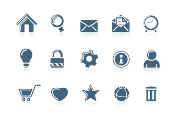 Web and internet icons 1 | piccolos series