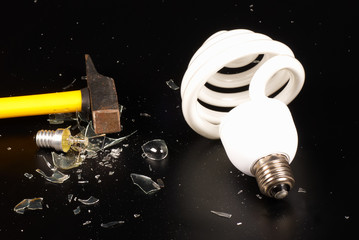 Change to energy saving