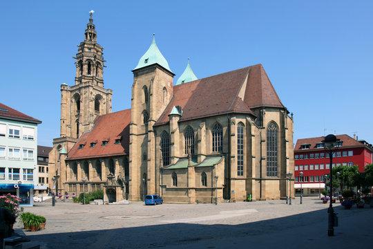 Heilbronn Kilianskirche 2