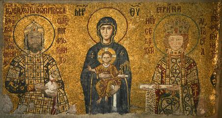 Mosaic Saint sophie