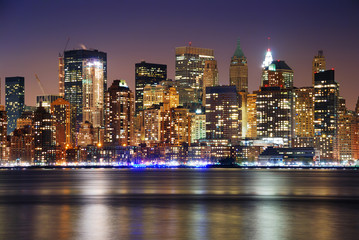 Fotomurales - New York City skyline