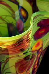 Hand-blown Vase