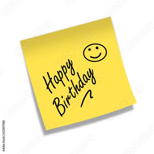 happy birthday it