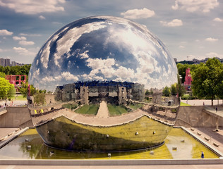Recess Fitting Paris La Villette Paris