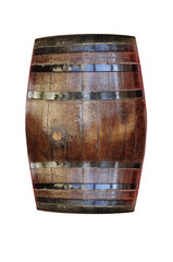 isolated barrel