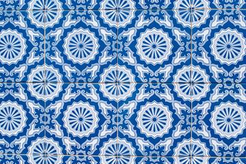 Portuguese glazed tiles 225