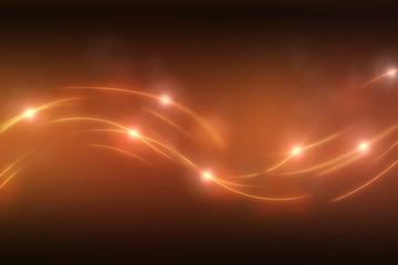 Brennende Linien