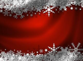 Wallender Weihnachtshintergrund