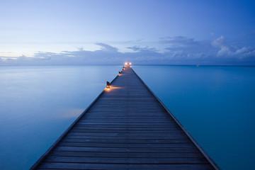 Runway of dreams - Steg zum Träumen