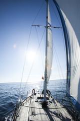 Photo sur Aluminium Bestsellers Yacht