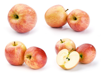 apples, set of full-size images