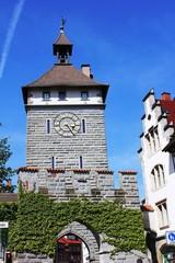 Konstanz - Schnetztor (Turm, oben)